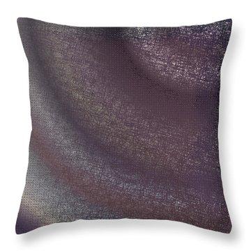 Throw Pillow featuring the digital art Pattern 218 by Marko Sabotin