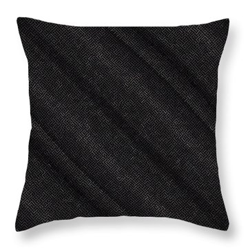 Throw Pillow featuring the digital art Pattern 230 by Marko Sabotin