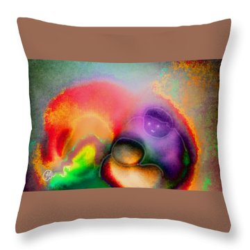 Pattern 239_ Relationship  Throw Pillow