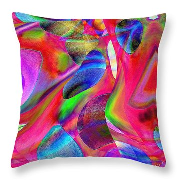 Pattern 246 _ Wow  Throw Pillow