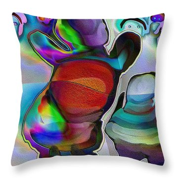 Pattern 270 _ Welcome Throw Pillow