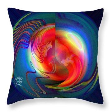 Pattern 279 _ Light Throw Pillow
