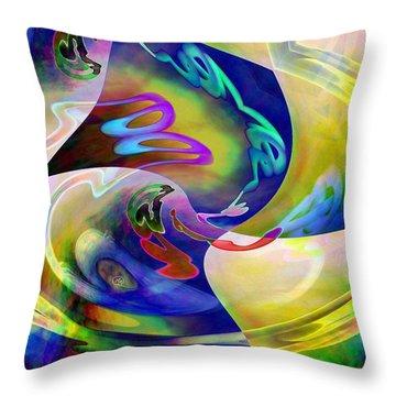 Pattern 287 _ Match Throw Pillow
