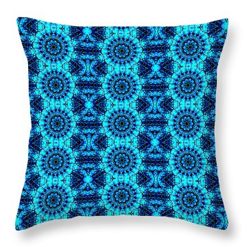 Pattern 62 Throw Pillow