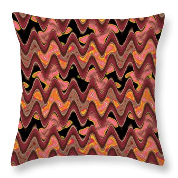 Pattern 732 Throw Pillow