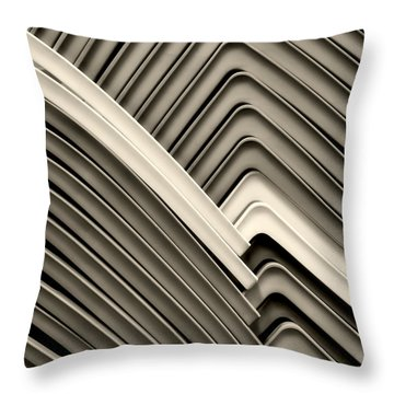 Throw Pillow featuring the photograph Pattern by Joe Bonita