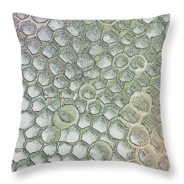 Pattern Or Abstract  Throw Pillow