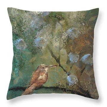 Pattern_02 Throw Pillow