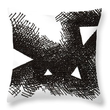 Patterns 2 2015 - Aceo Throw Pillow