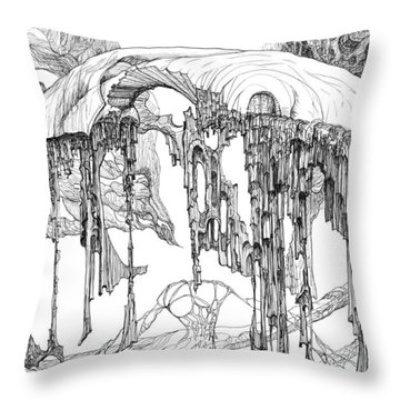 Pavilion Throw Pillow