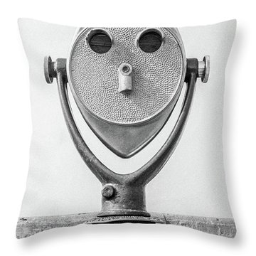 Pay Per View Throw Pillow