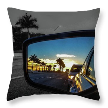 Pb Drive Throw Pillow