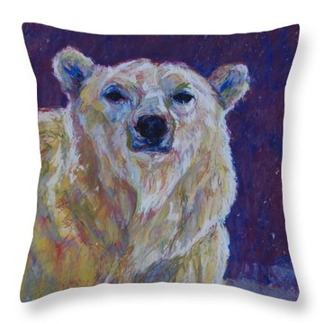 Pb IIi Throw Pillow
