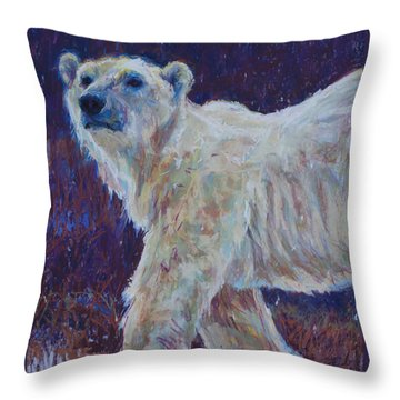 Pb Vi Throw Pillow