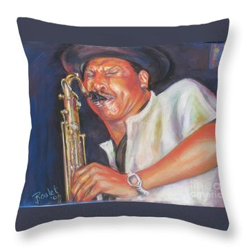 Pdaddyo Throw Pillow