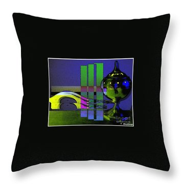 Peace Offering Throw Pillow