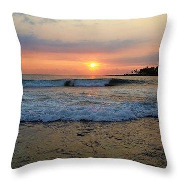 Peaceful Dreams Throw Pillow