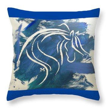 Peaceful Spirit Throw Pillow