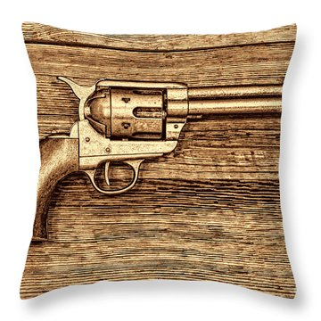 Peacemaker Throw Pillow
