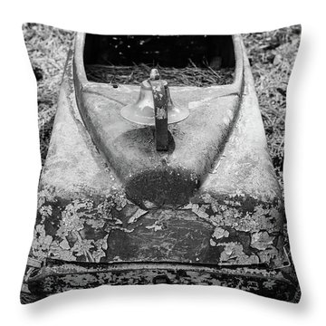 Peddle Car  Throw Pillow
