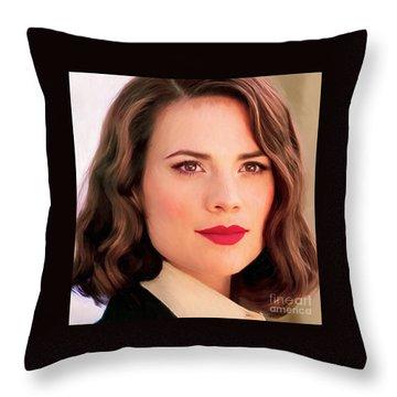 Peggy Throw Pillow