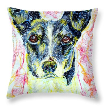 Peggy Throw Pillow