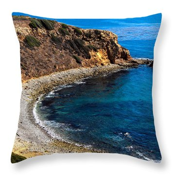 Pelican Cove Throw Pillow