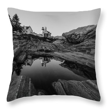 Pemaquid Reflecting Throw Pillow