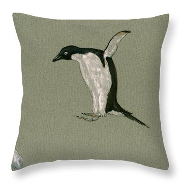 Sealife Throw Pillows