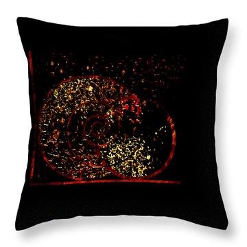 Penman Original - 114 Throw Pillow by Andrew Penman