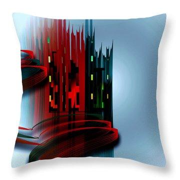 Penman Original-151 Throw Pillow
