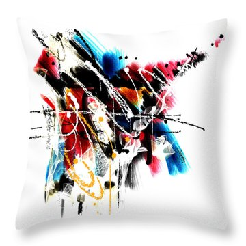 Penman Original-163 Throw Pillow