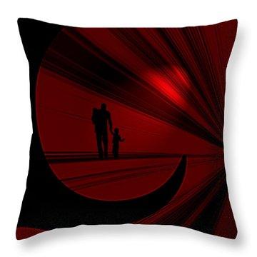 Penman Original-193 Throw Pillow