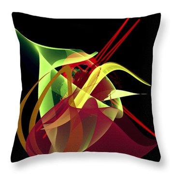 Penman Original-266- Chikakos Dinner Throw Pillow