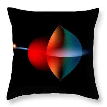 Penman Original-350 Solar Power Throw Pillow