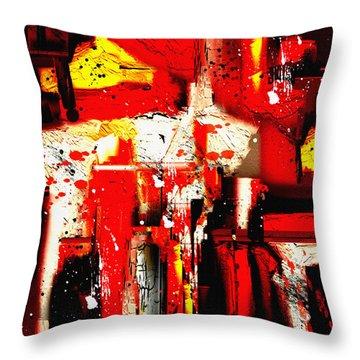 Penman Original-413 Throw Pillow