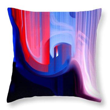 Penman Original-450 Throw Pillow