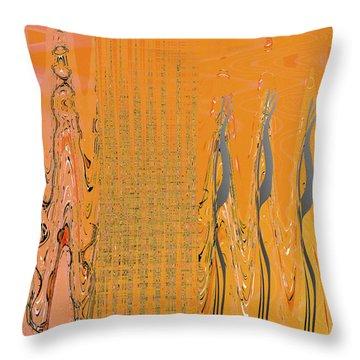 Penman Original-500 Throw Pillow