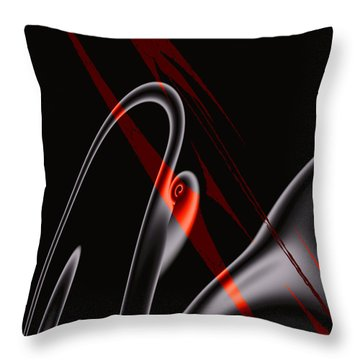 Penman Original-514 Throw Pillow