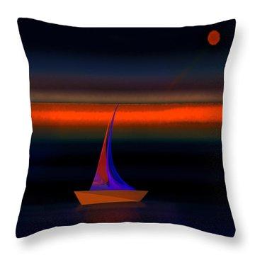 Penman Original-532 Throw Pillow
