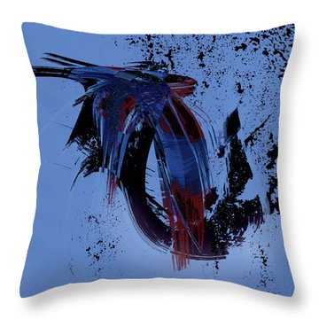Penman Original-816 Throw Pillow