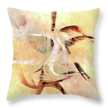 Penman Original-824 Throw Pillow