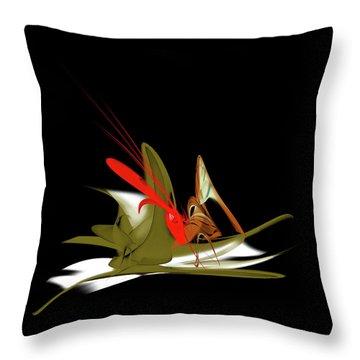 Penman Original-837 Throw Pillow