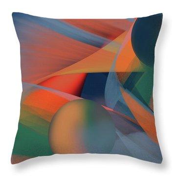 Penman Original-943 Throw Pillow