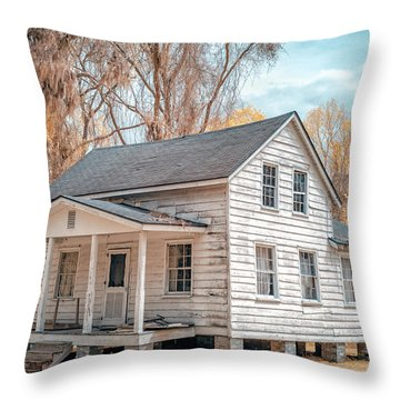 Penn Center Throw Pillow