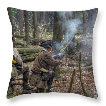 Pennsylvania Hunter Throw Pillow