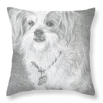 Peppi Throw Pillow