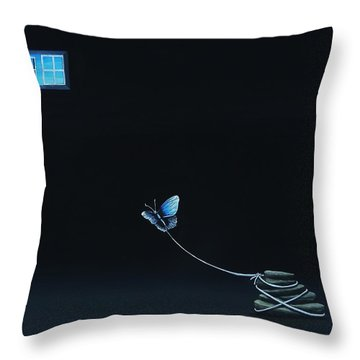 Per  Se  Ver  Ance Throw Pillow