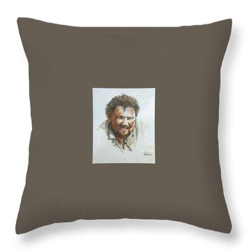 Per Throw Pillow