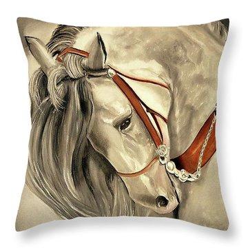 Peralta Andalucian Throw Pillow